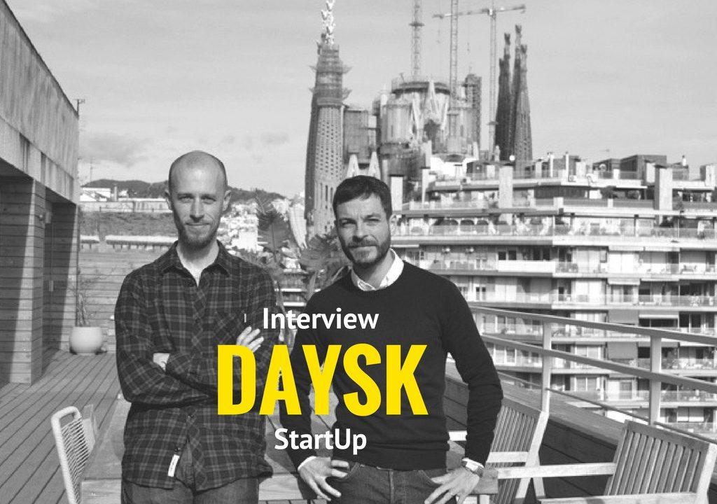 Interview Daysk Start Up