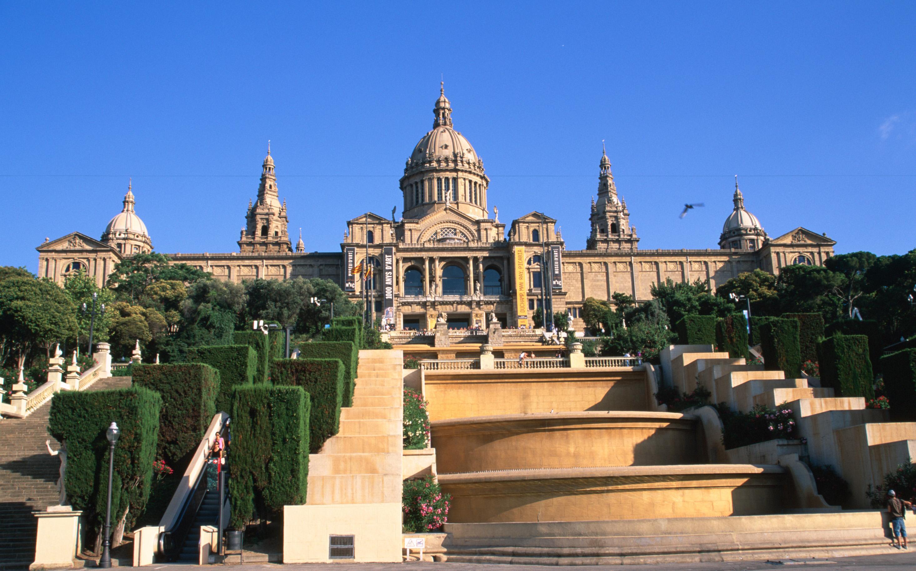 Musée d'art Barcelone