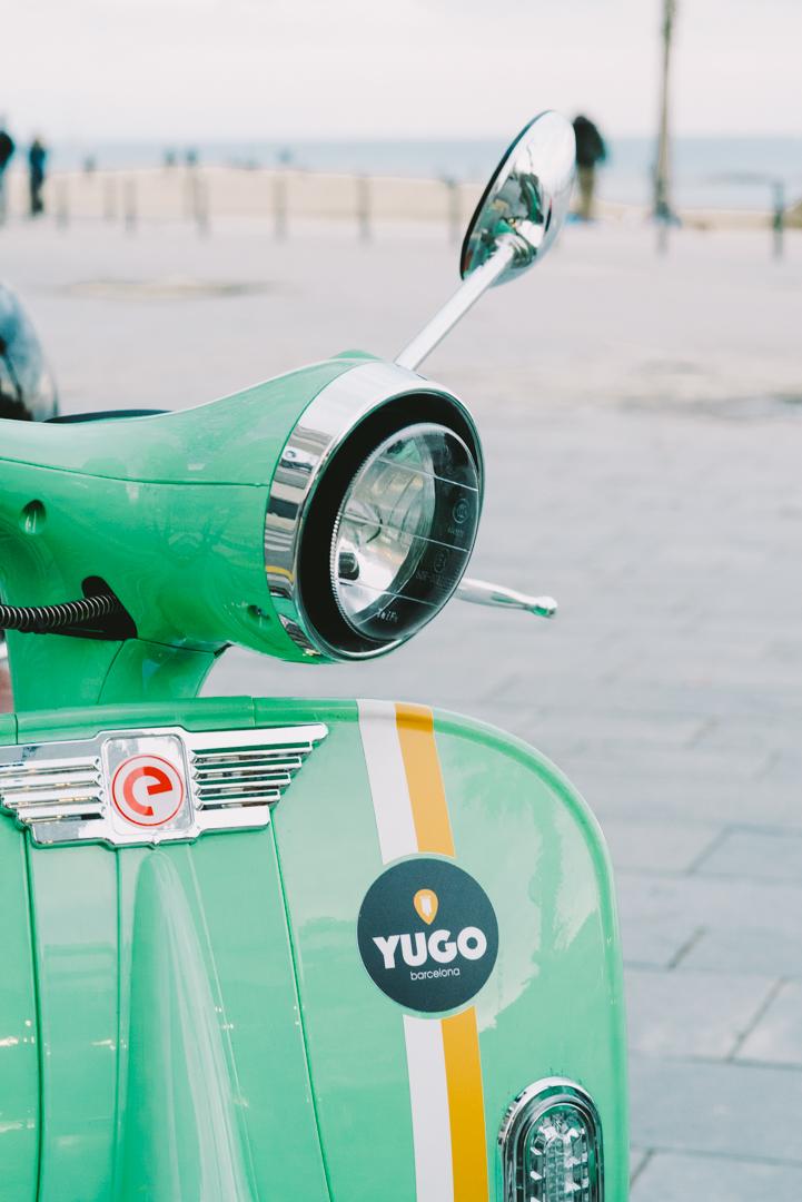 yugo scooter electrique