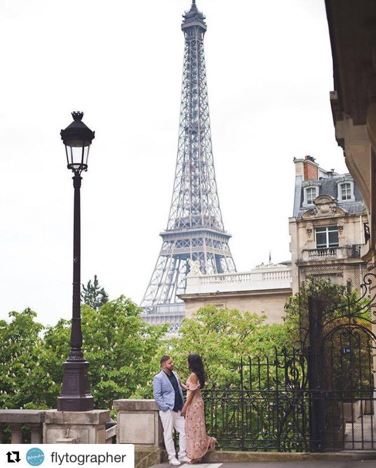 amour à paris