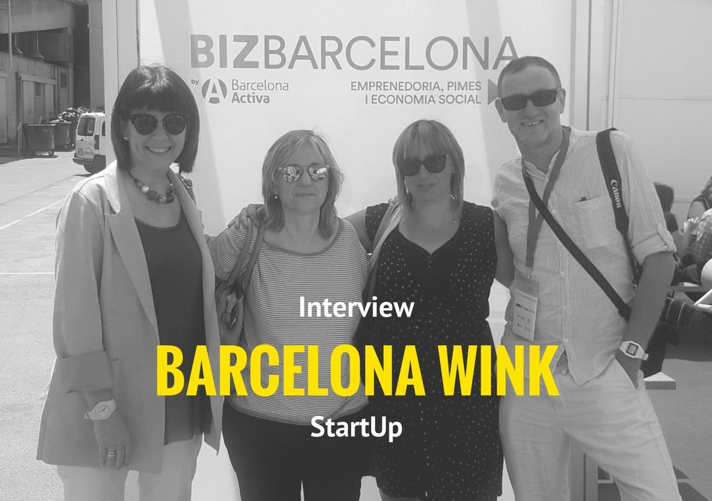 Interview Barcelona Wink