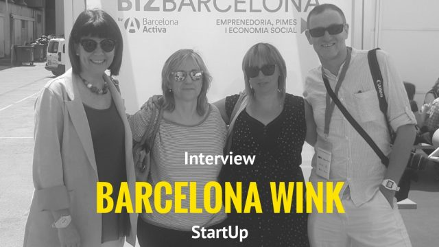 Interview Barcelona Wink