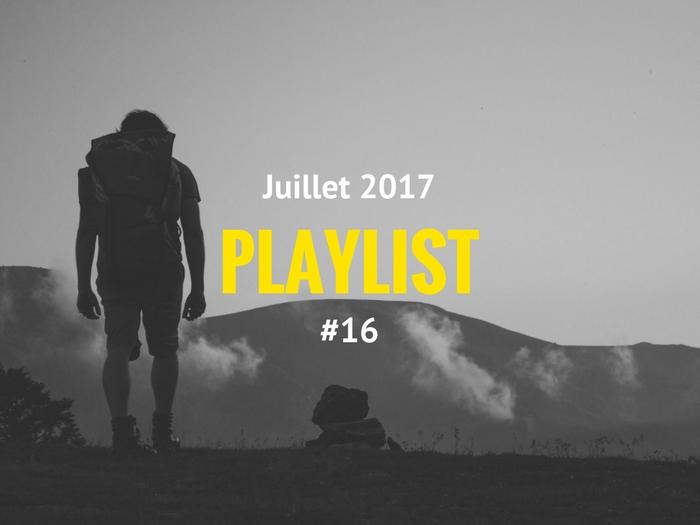 Playlist #16 – Voyager léger