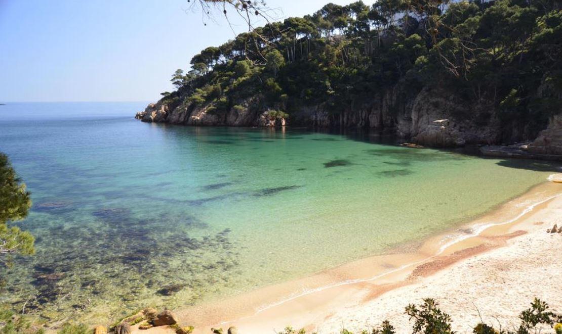 les plus jolies plages de la costa brava