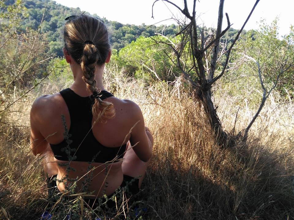 meditation dans la nature