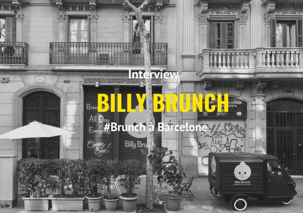 Billy Brunch, un lieu kids friendly à Barcelone