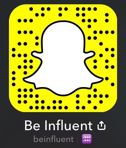 Be Influent Snap