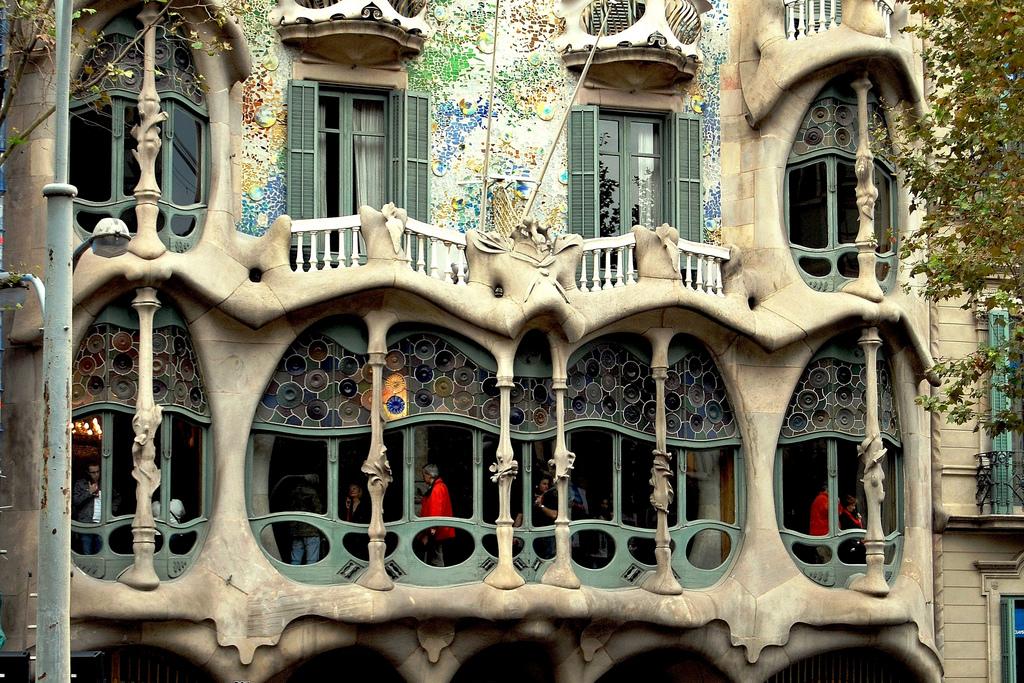 Casa Batllo Barcelone