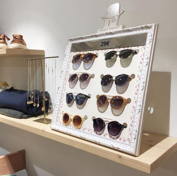 points de vente lunettes charly therapy