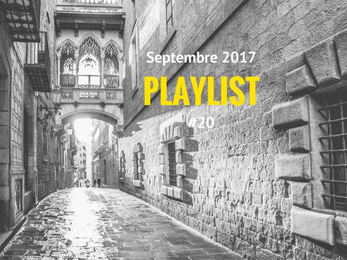 Playlist 20 barrio Gótico