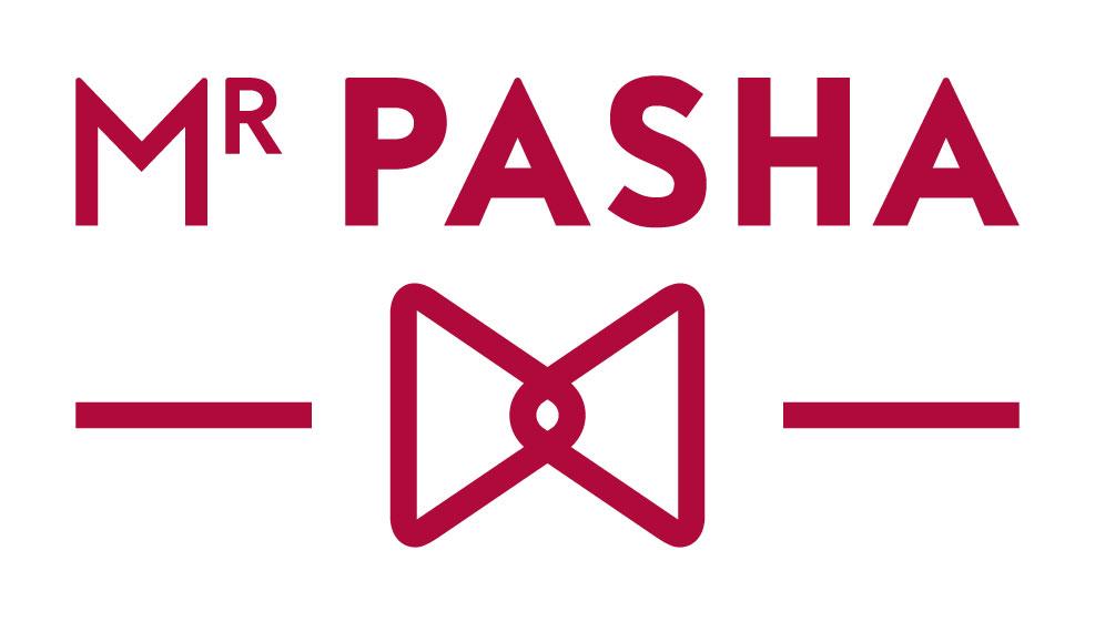 Logo Mr. Pasha