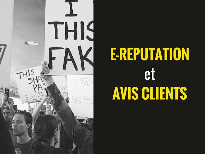 E-Reputation et avis clients