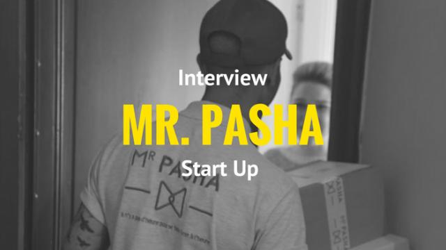Découvrez Mr Pasha, une Start-up innovante !