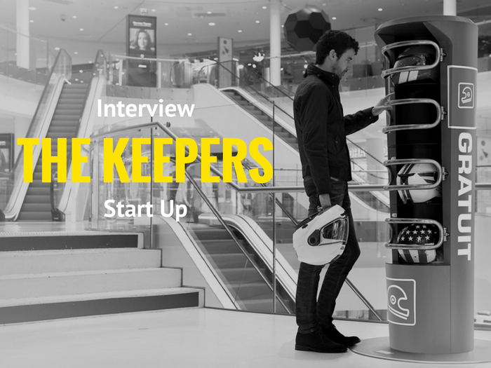 Interview The Keepers