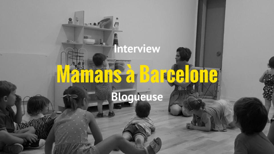 Mamans a Barcelone