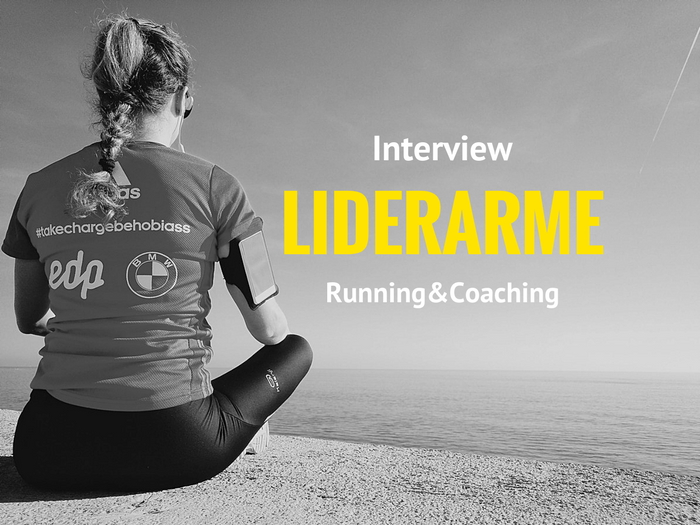 Liderarme running and coaching meditation