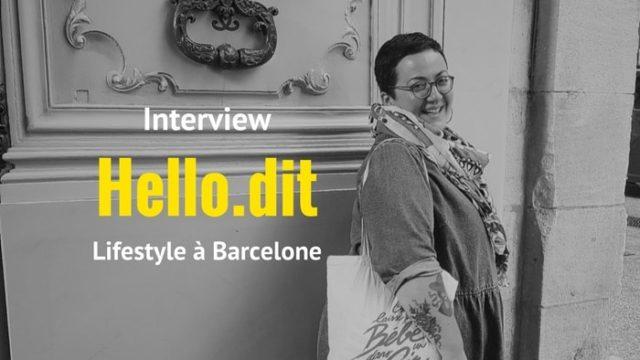 Interview d'une blogueuse française lifestyle à Barcelone