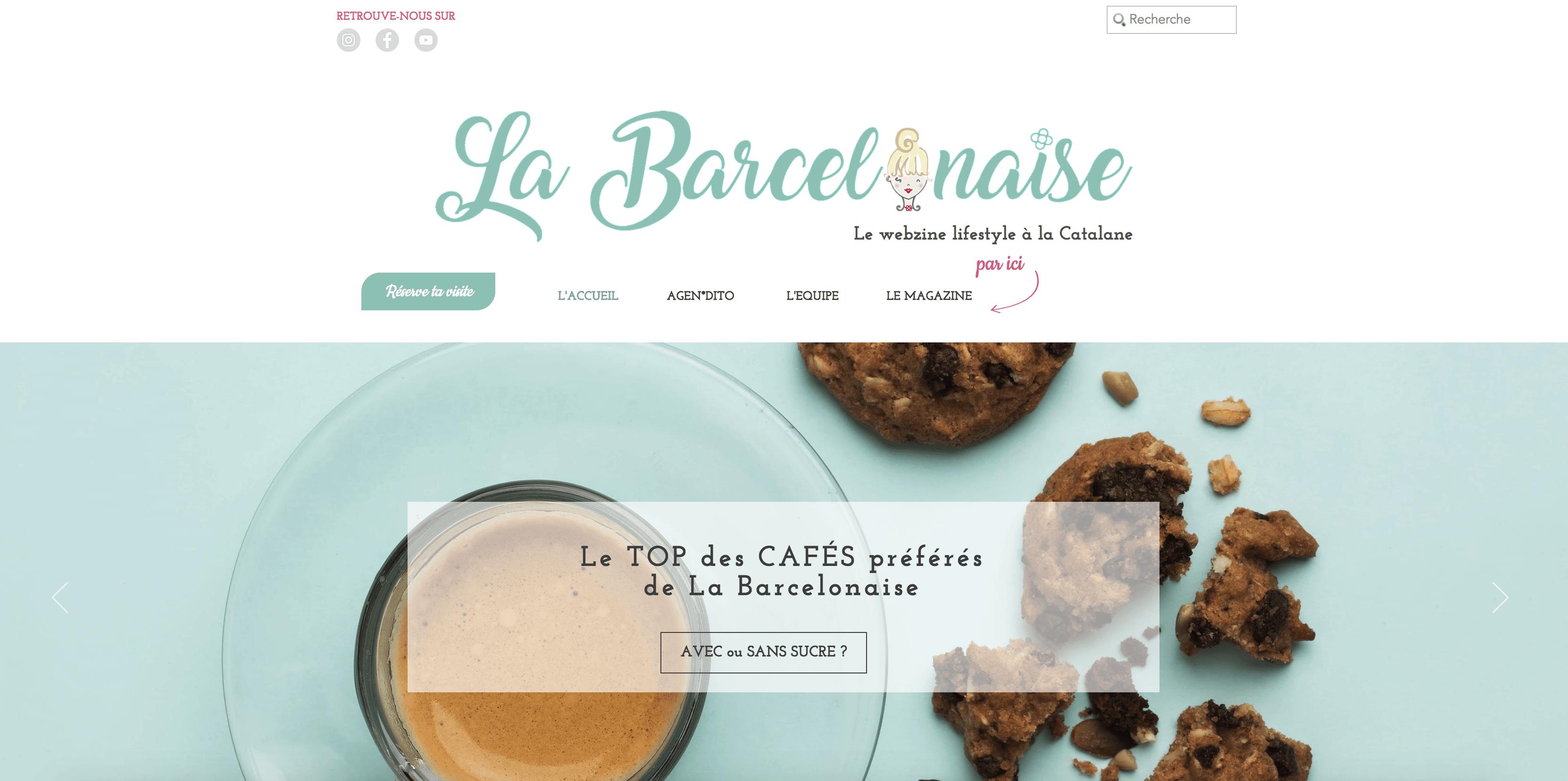 webzine la barcelonaise