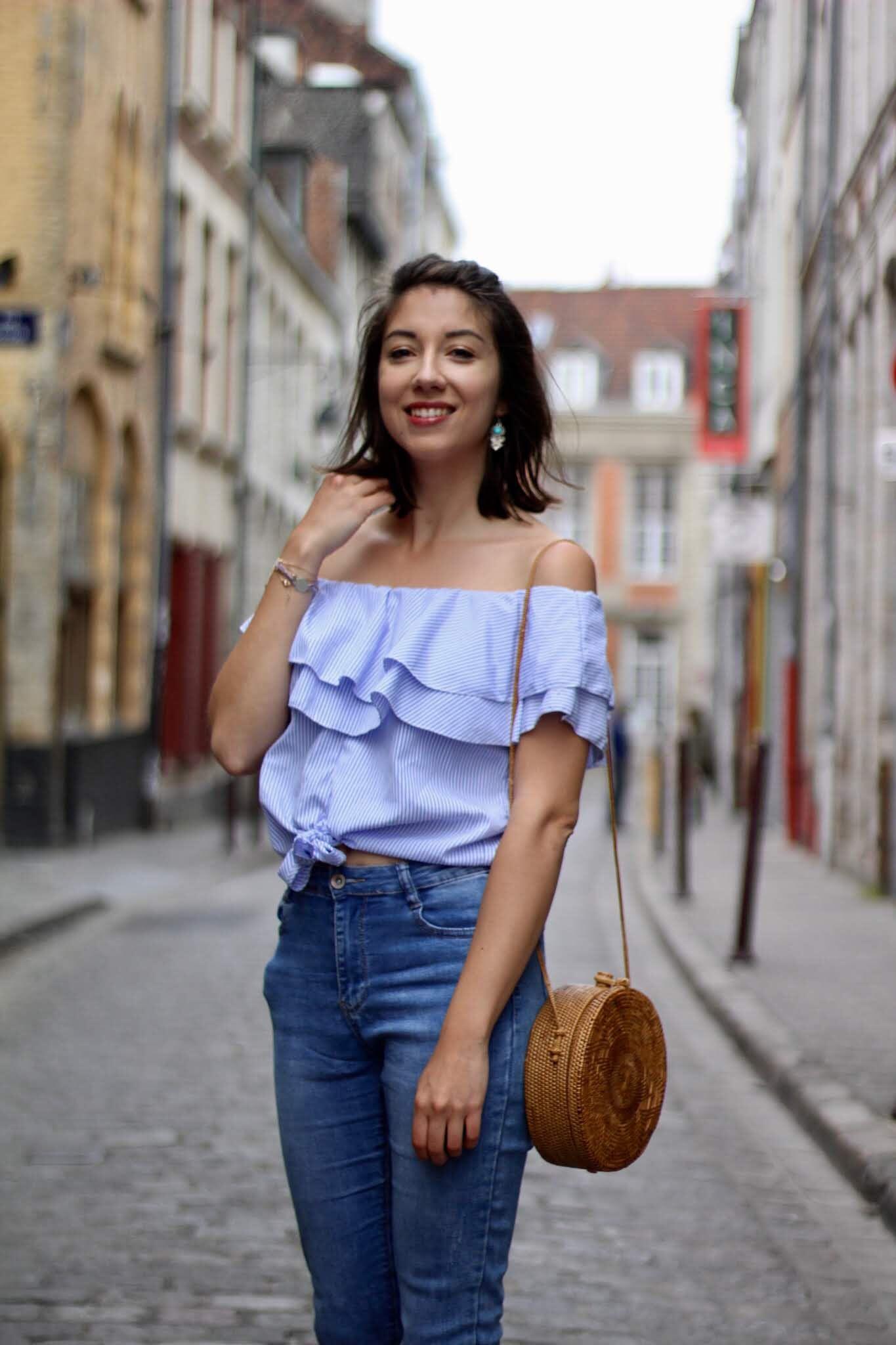 blogueuse mode a barcelone