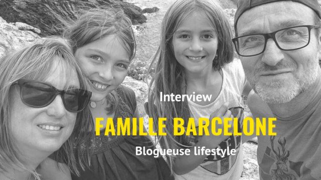 Isabelle: blogueuse française de Famille Barcelone