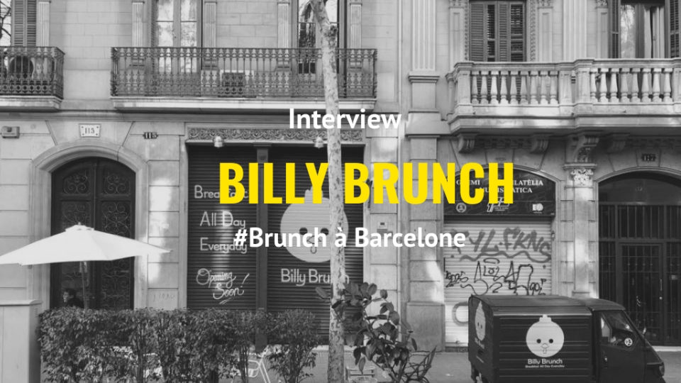 Billy Brunch kds friendly a Barcelone