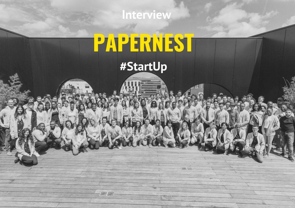 Papernest, la Start Up de la simplification administrative