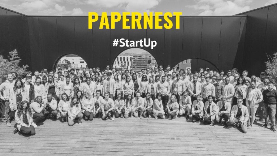 Papernest une startup francaise